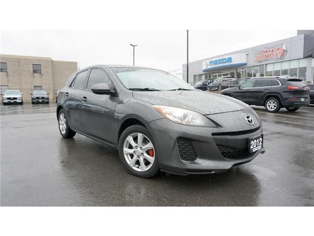 2012 Mazda Mazda3 GX (Stk: HN1789A) in Hamilton - Image 2 of 31