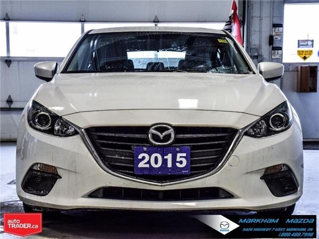 2015 Mazda Mazda3 GX (Stk: D5181003A) in Markham - Image 2 of 21