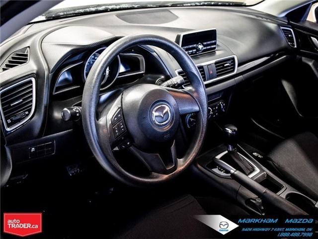 2015 Mazda Mazda3 GX (Stk: D5181003A) in Markham - Image 9 of 21