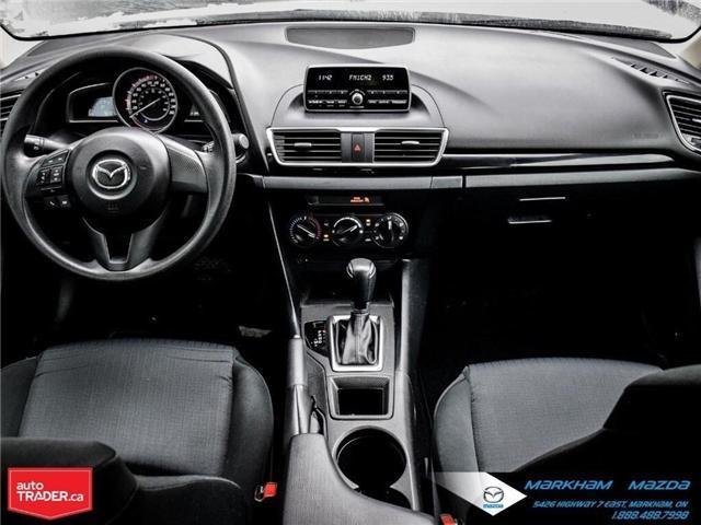 2015 Mazda Mazda3 GX (Stk: D5181003A) in Markham - Image 16 of 21