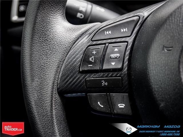 2015 Mazda Mazda3 GX (Stk: D5181003A) in Markham - Image 18 of 21