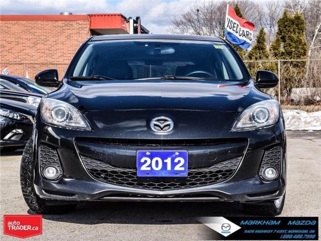 2012 Mazda Mazda3  (Stk: D5190315A) in Markham - Image 2 of 30