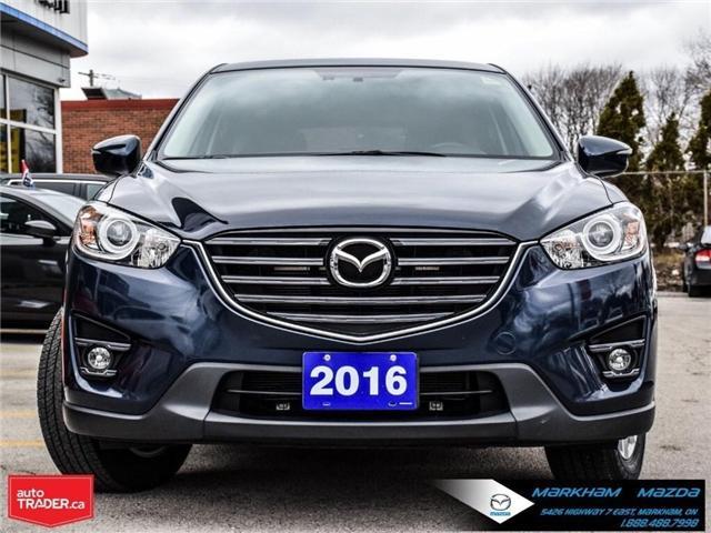 2016 Mazda CX-5 GS (Stk: N190214A) in Markham - Image 2 of 30