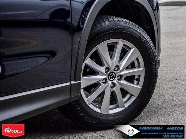 2016 Mazda CX-5 GS (Stk: N190214A) in Markham - Image 7 of 30