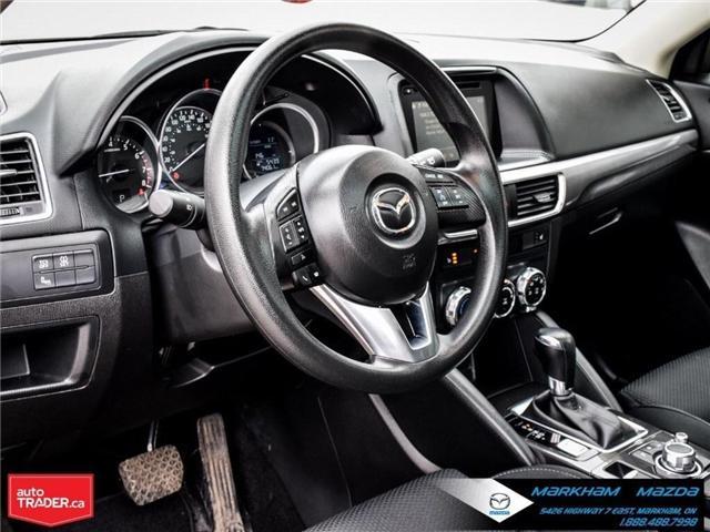 2016 Mazda CX-5 GS (Stk: N190214A) in Markham - Image 11 of 30