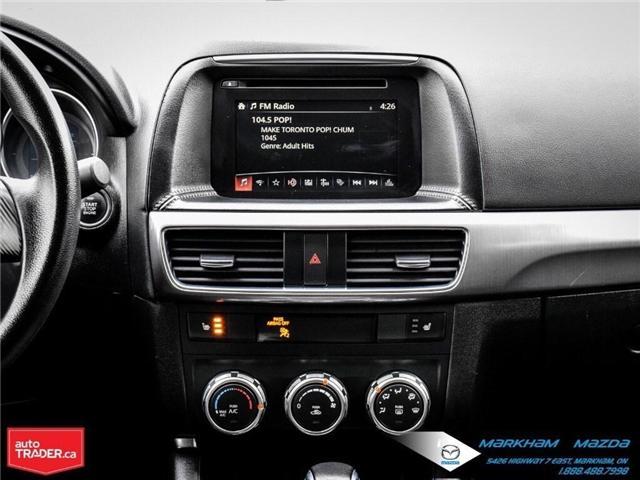 2016 Mazda CX-5 GS (Stk: N190214A) in Markham - Image 16 of 30