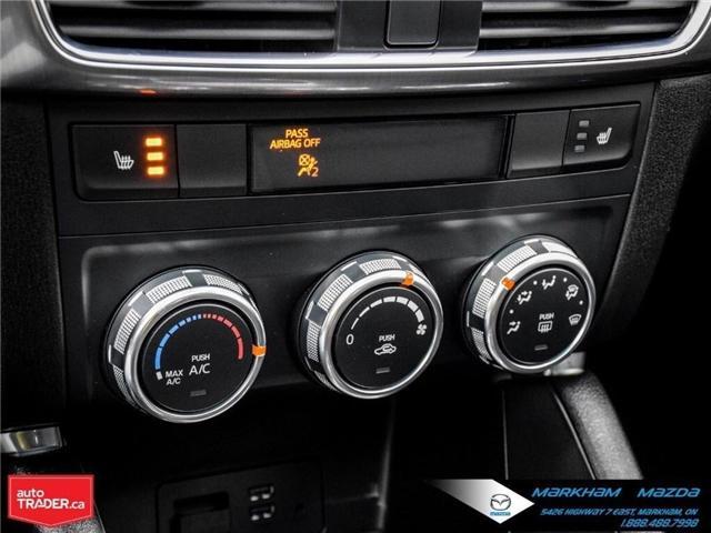 2016 Mazda CX-5 GS (Stk: N190214A) in Markham - Image 19 of 30