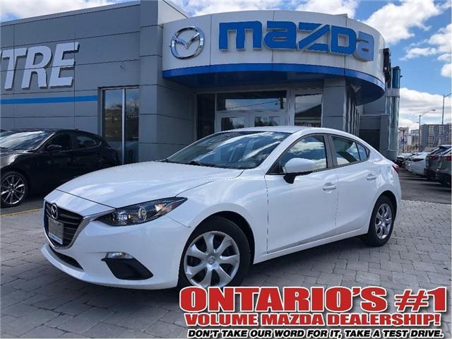 2015 Mazda Mazda3 GX (Stk: p2340) in Toronto - Image 1 of 15