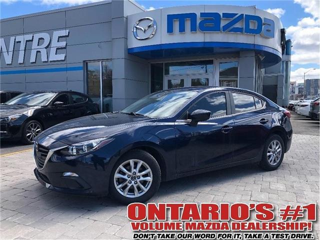 2016 Mazda Mazda3 GS (Stk: 81482a) in Toronto - Image 1 of 15