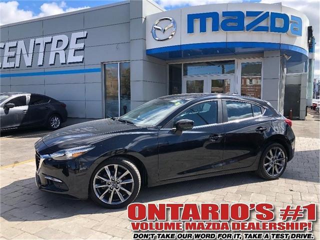 2018 Mazda Mazda3 GT (Stk: 80139a) in Toronto - Image 1 of 19