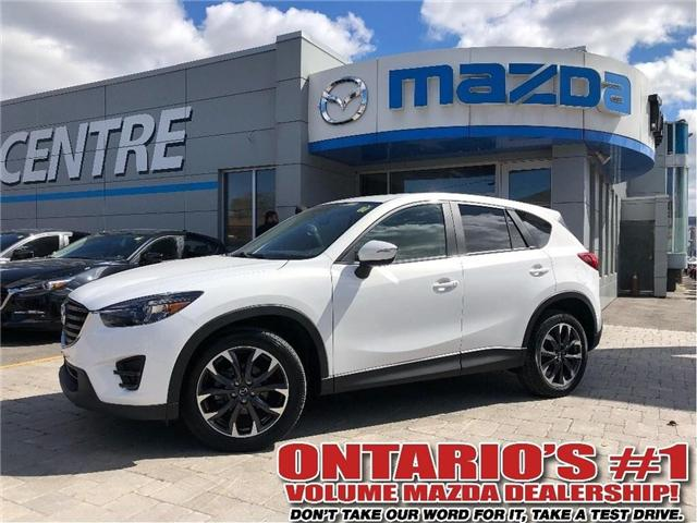 2016 Mazda CX-5 GT (Stk: p2339) in Toronto - Image 1 of 21