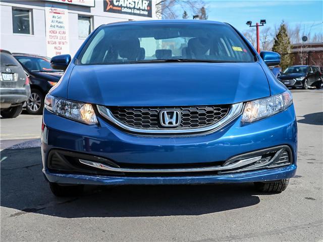 2015 Honda Civic LX (Stk: H7574-0) in Ottawa - Image 2 of 26