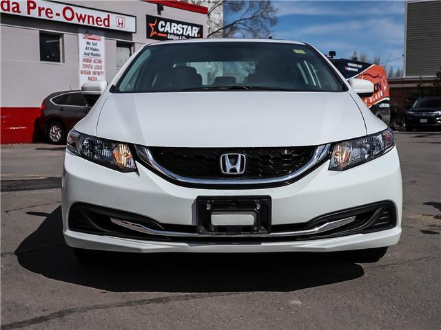 2015 Honda Civic EX (Stk: H7568-0) in Ottawa - Image 2 of 26