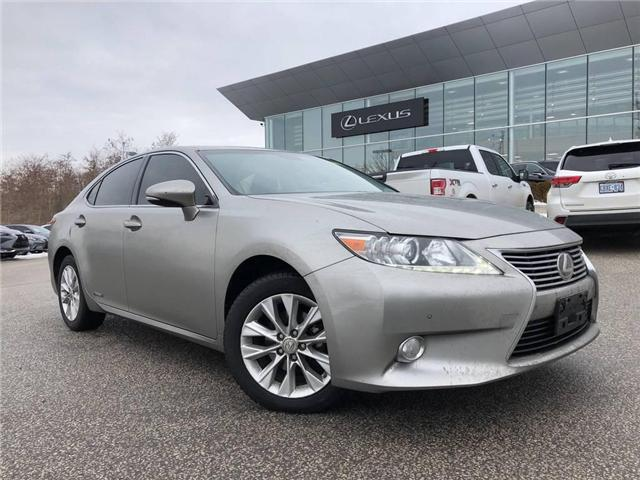 2015 Lexus ES 300h Base (Stk: 11826G) in Richmond Hill - Image 1 of 25