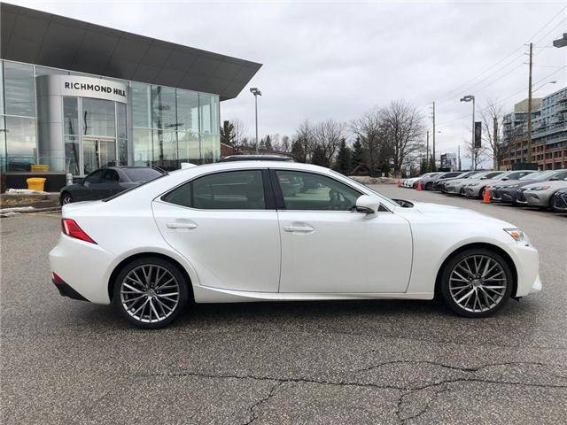 2016 Lexus IS 300 Base (Stk: 11907G) in Richmond Hill - Image 2 of 25
