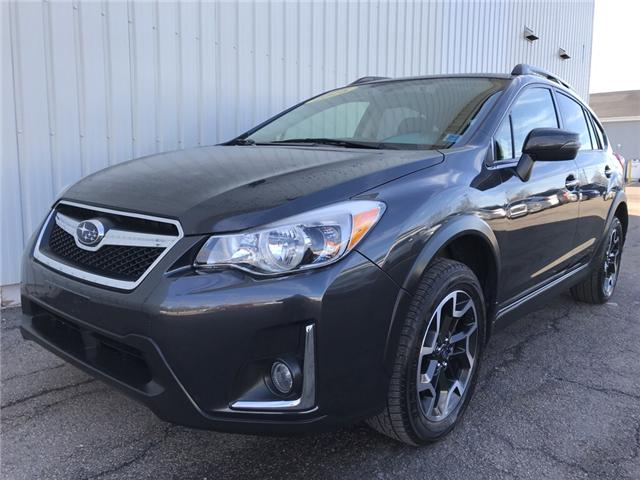 2016 Subaru Crosstrek Limited Package (Stk: PRO0543) in Charlottetown - Image 1 of 22