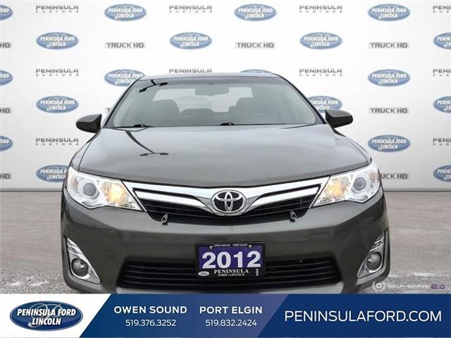 2012 Toyota Camry XLE V6 (Stk: 19LI17A) in Owen Sound - Image 2 of 25