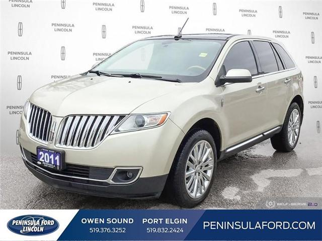 2011 Lincoln MKX Base (Stk: 1738A) in Owen Sound - Image 1 of 24