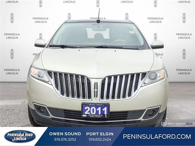 2011 Lincoln MKX Base (Stk: 1738A) in Owen Sound - Image 2 of 24