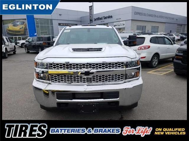 2019 Chevrolet Silverado 2500HD WT (Stk: KF222532) in Mississauga - Image 2 of 17