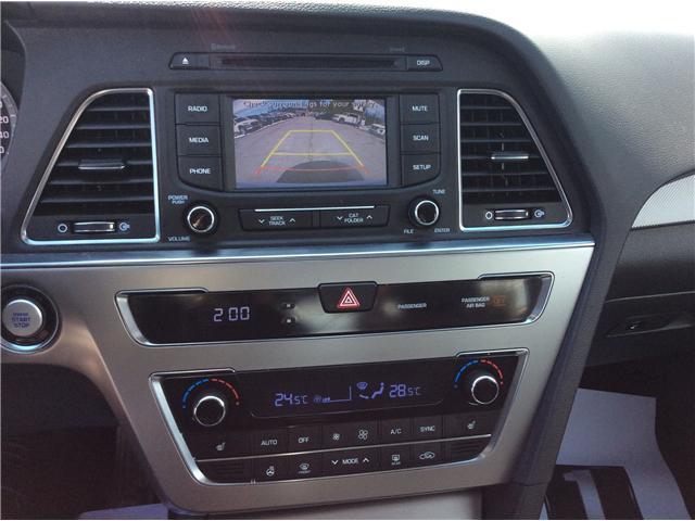 2017 Hyundai Sonata GLS (Stk: P362) in Pembroke - Image 8 of 15
