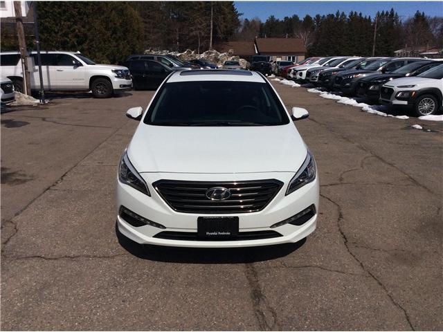 2017 Hyundai Sonata GLS (Stk: P362) in Pembroke - Image 2 of 15