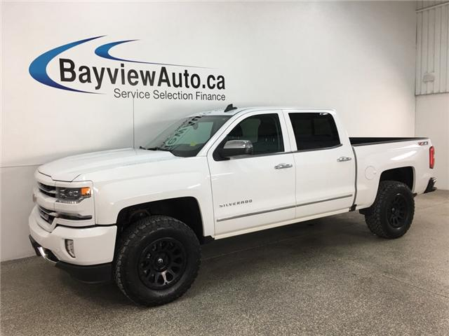 2017 Chevrolet Silverado 1500 2LZ (Stk: 34727W) in Belleville - Image 1 of 30