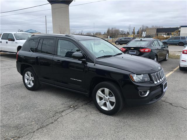 2017 Jeep Compass Sport/North (Stk: 17-97456) in Georgetown - Image 2 of 22