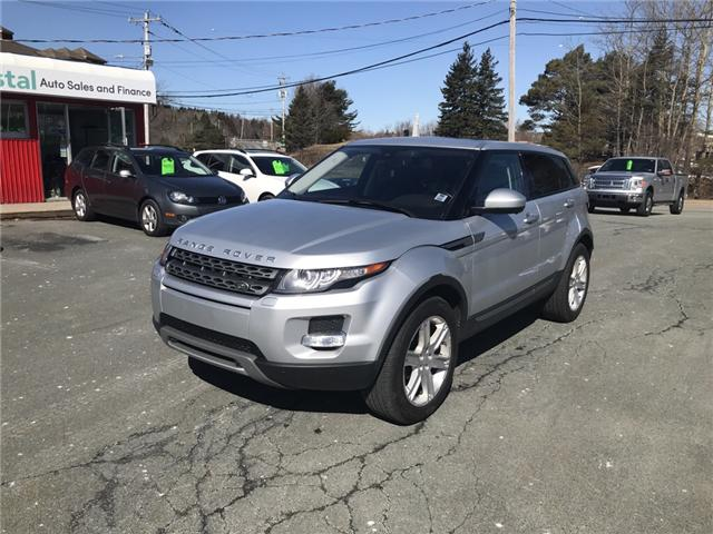 2015 Land Rover Range Rover Evoque Pure Plus (Stk: U89644) in Lower Sackville - Image 1 of 25