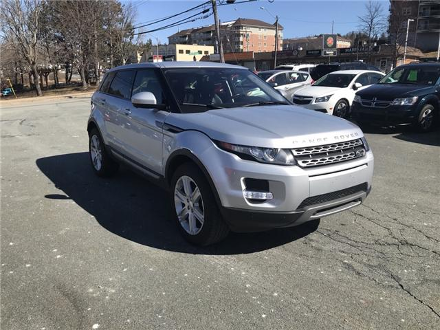 2015 Land Rover Range Rover Evoque Pure Plus (Stk: U89644) in Lower Sackville - Image 2 of 25