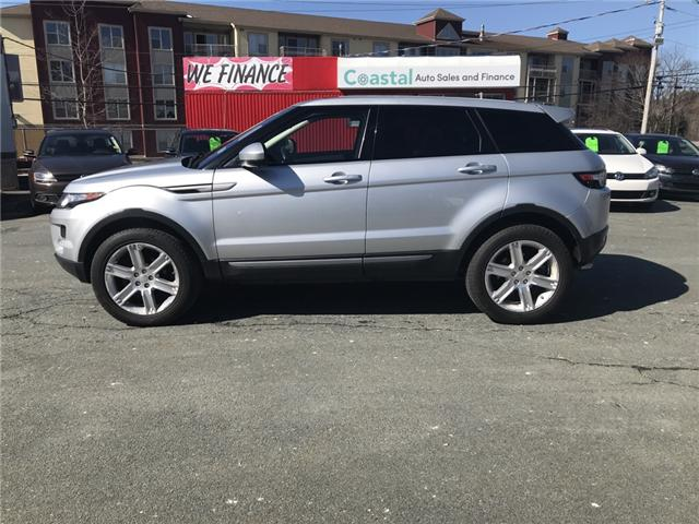 2015 Land Rover Range Rover Evoque Pure Plus (Stk: U89644) in Lower Sackville - Image 4 of 25
