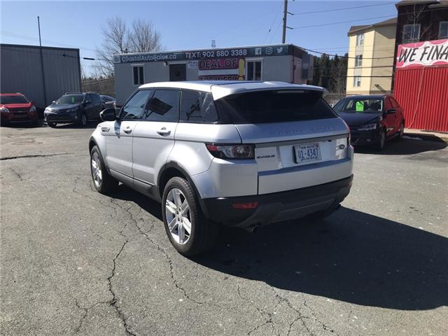 2015 Land Rover Range Rover Evoque Pure Plus (Stk: U89644) in Lower Sackville - Image 5 of 25