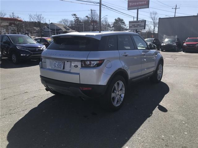 2015 Land Rover Range Rover Evoque Pure Plus (Stk: U89644) in Lower Sackville - Image 6 of 25