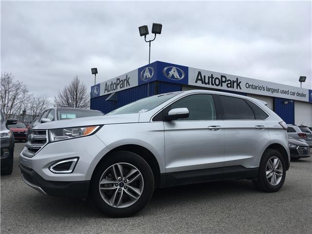 2018 Ford Edge SEL (Stk: 18-07766) in Georgetown - Image 1 of 24
