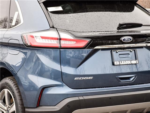2019 Ford Edge SEL (Stk: 19ED314) in St. Catharines - Image 7 of 28
