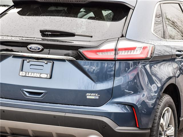 2019 Ford Edge SEL (Stk: 19ED314) in St. Catharines - Image 9 of 28