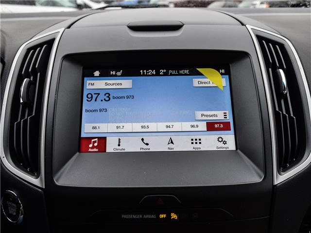 2019 Ford Edge SEL (Stk: 19ED314) in St. Catharines - Image 10 of 28