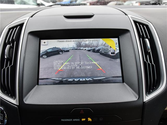 2019 Ford Edge SEL (Stk: 19ED314) in St. Catharines - Image 14 of 28