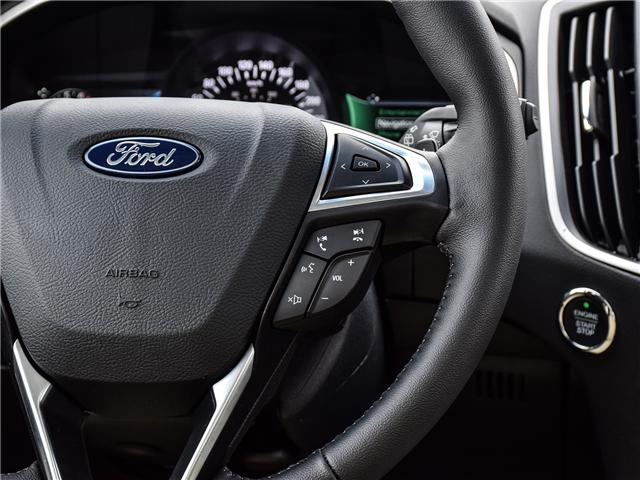 2019 Ford Edge SEL (Stk: 19ED314) in St. Catharines - Image 26 of 28