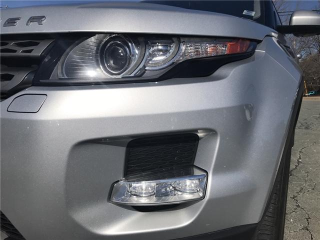 2015 Land Rover Range Rover Evoque Pure Plus (Stk: U89644) in Lower Sackville - Image 20 of 25