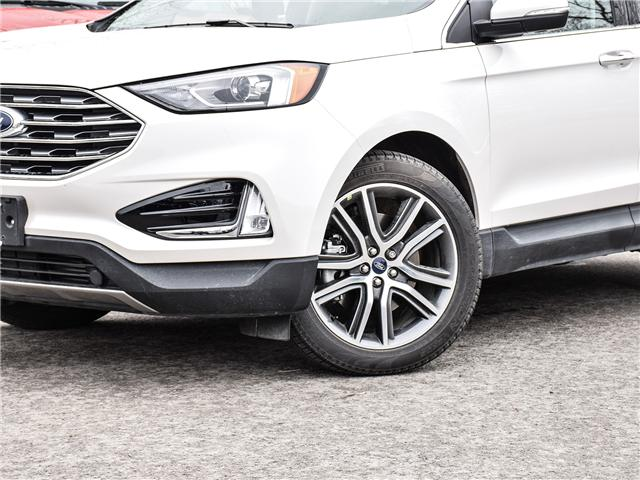 2019 Ford Edge Titanium (Stk: 19ED315) in St. Catharines - Image 2 of 30