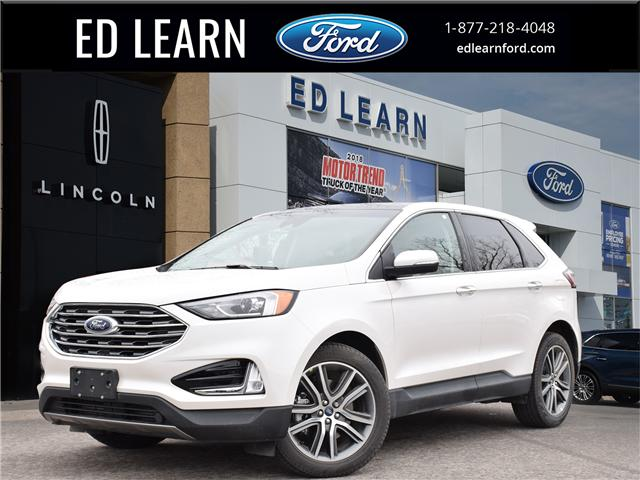 2019 Ford Edge Titanium (Stk: 19ED315) in St. Catharines - Image 1 of 30