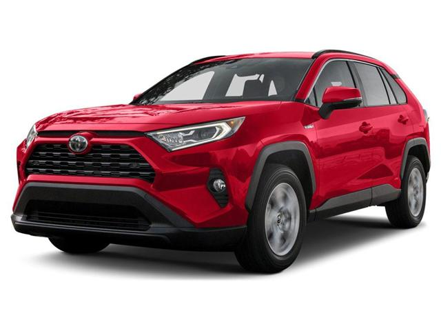 2019 Toyota RAV4 Hybrid XLE (Stk: 1901303) in Edmonton - Image 1 of 2