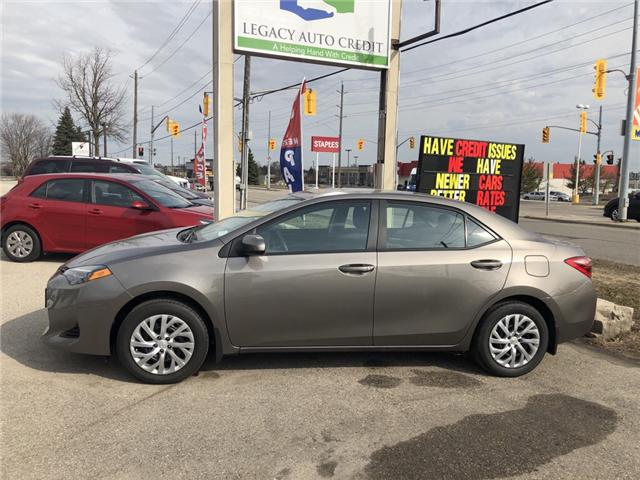 2019 Toyota Corolla LE (Stk: L9016) in Waterloo - Image 2 of 18