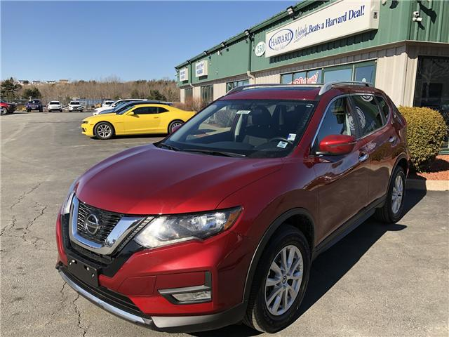 2018 Nissan Rogue SV (Stk: 10323) in Lower Sackville - Image 1 of 23