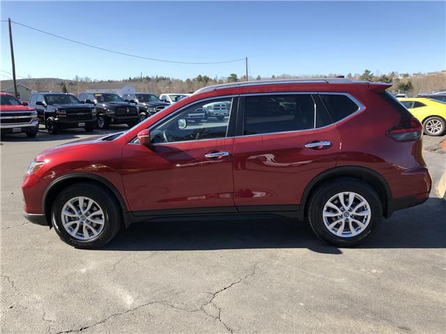 2018 Nissan Rogue SV (Stk: 10323) in Lower Sackville - Image 2 of 23