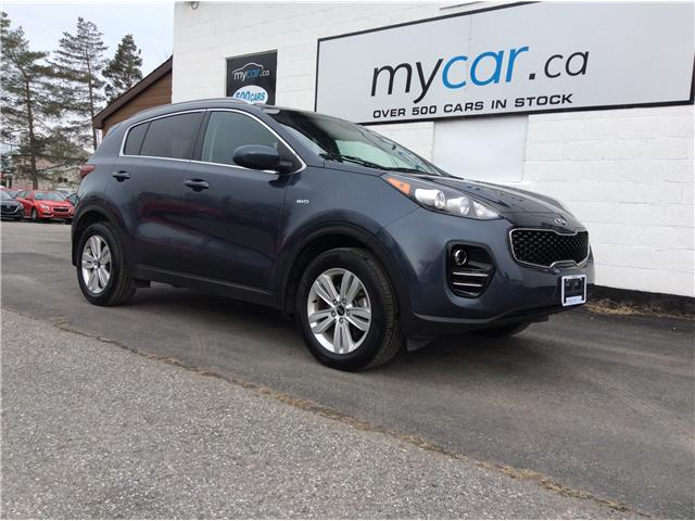 2018 Kia Sportage LX (Stk: 190437) in Kingston - Image 1 of 20