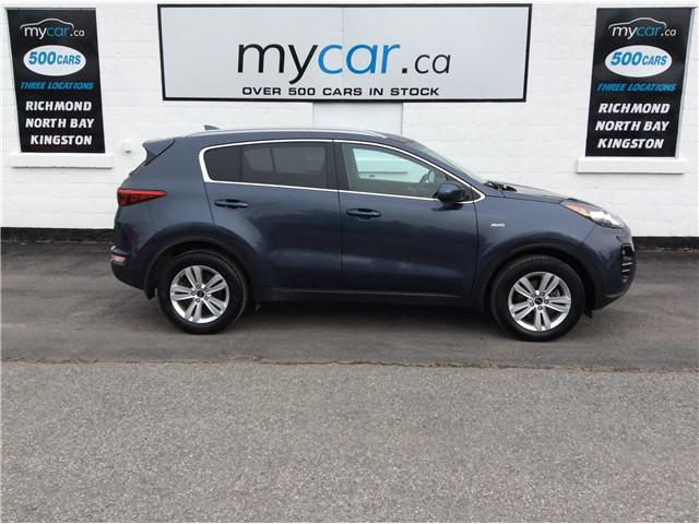 2018 Kia Sportage LX (Stk: 190437) in Kingston - Image 2 of 20