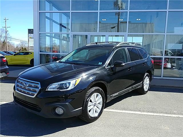 2017 Subaru Outback 2.5i Touring (Stk: U0344) in New Minas - Image 1 of 24