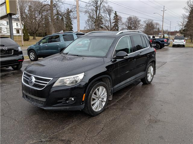 2009 Volkswagen Tiguan 2.0T Highline (Stk: ) in Cobourg - Image 2 of 11